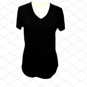 TEK Gear  Dry Tek Black Tee Shirt